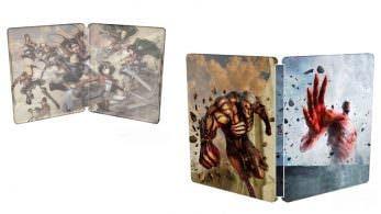 Attack on Titan 2: Bonus por la reserva, Digital Deluxe Edition y steelbook en Europa