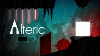 Alteric se estrenará en Nintendo Switch a finales del próximo mes