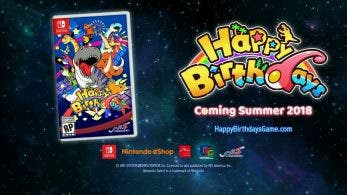 Happy Birthdays confirmado para Occidente