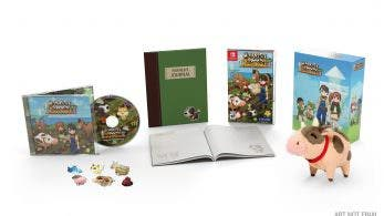 Unboxing de la edición limitada de Harvest Moon: Light of Hope