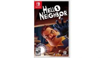 Hello Neighbor confirma su lanzamiento en Nintendo Switch