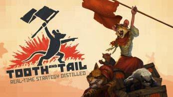 Los desarrolladores de Tooth and Tail están intentando lanzar el juego en Nintendo Switch