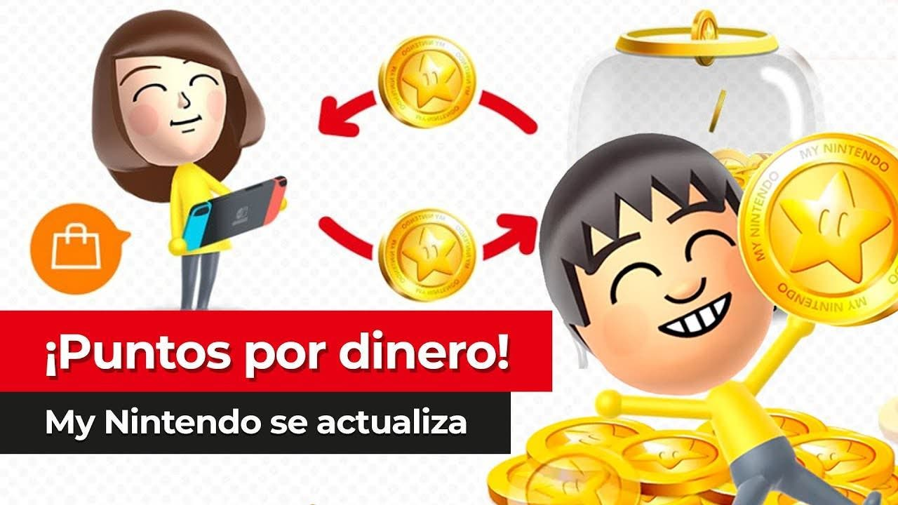 [Vídeo] Puntos de My Nintendo por dinero en Switch: ¡NO canjees todavía!