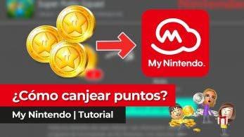 [Vídeo] Cómo canjear los puntos de My Nintendo en Nintendo Switch