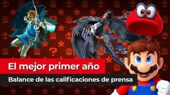 [Vídeo] Nintendo Switch arrasa con las puntuaciones de la prensa especializada