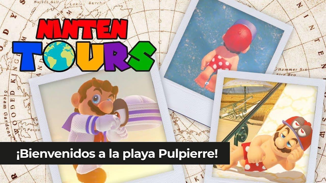 [Nintentour] Playa Pulpierre de Super Mario Odyssey para Nintendo Switch