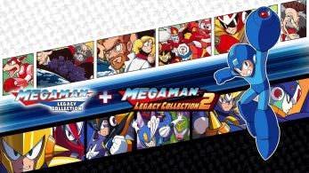Algunas copias de Mega Man Legacy Collection 1 + 2 parecen venir sin el código de descarga