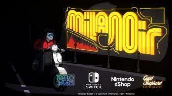 Milanoir llegará a Nintendo Switch a principios de 2018