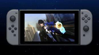 [Act.] Este vídeo nos muestra cómo luce Bayonetta 2 en el modo portátil de Nintendo Switch