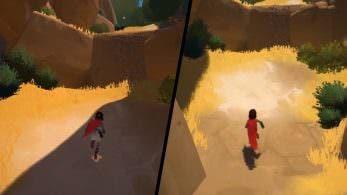 Comparativa en vídeo de Rime para Nintendo Switch: Versión 1.0.2 vs. original