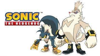 Conoce a Tumble y Rough, dos nuevos villanos que aparecerán en el próximo cómic de Sonic