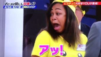 Este programa de televisión japonés ha hecho realidad el sueño de esta fan de Pokémon: ¡conocer a Pikachu!