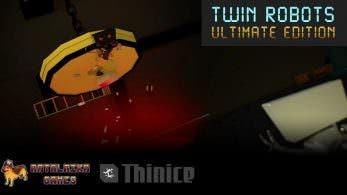 Twin Robots: Ultimate Edition llegará a Nintendo Switch próximamente
