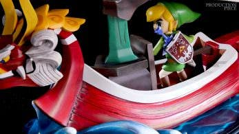 Unboxing de la estatuilla de Zelda: The Wind Waker – Link on The King of Red