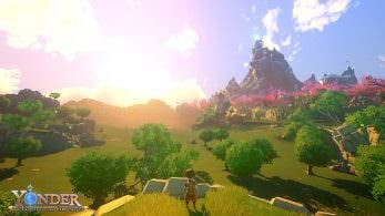 Anunciado Yonder: The Cloud Catcher Chronicles para Switch