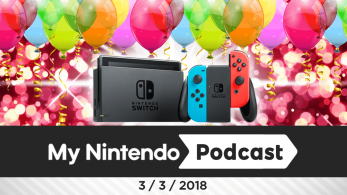 My Nintendo Podcast 2×10: Especial primer aniversario de Nintendo Switch