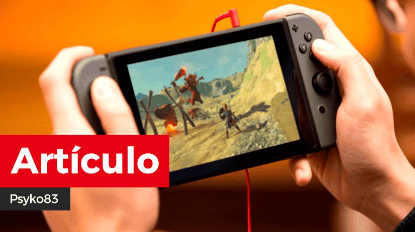 [Artículo] ¡Feliz primer aniversario, Nintendo Switch!