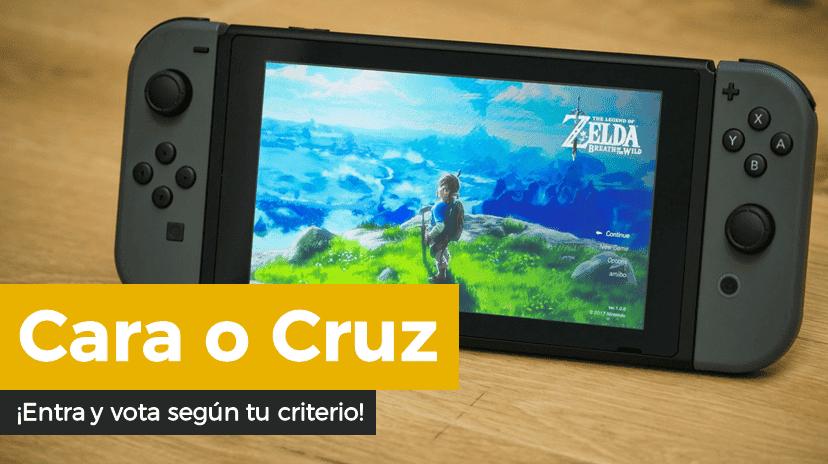 Cara o Cruz #51: ¿Confiabas en el éxito de Nintendo Switch hace un año?