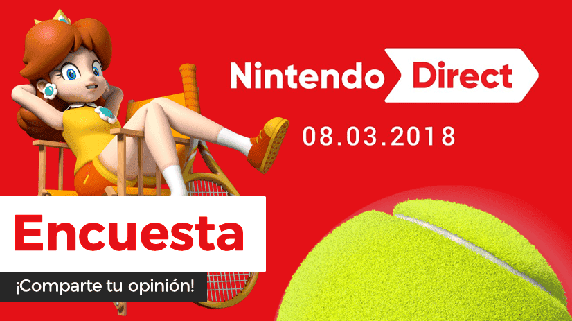 [Encuesta] ¿Qué te ha parecido el último Nintendo Direct?
