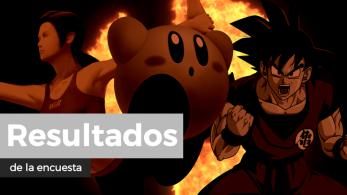 Resultados de la encuesta sobre los personajes que deberían estar en Super Smash Bros. para Switch. ¡Obtenidos a partir de más de 10.000 respuestas!