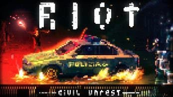 Se confirma oficialmente RIOT: Civil Unrest para Nintendo Switch