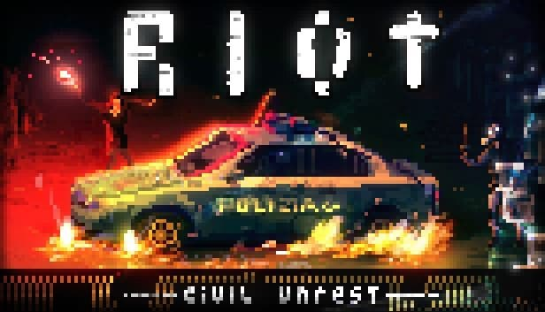 Riot: Civil Unrest aparece listado para Nintendo Switch en GameFly