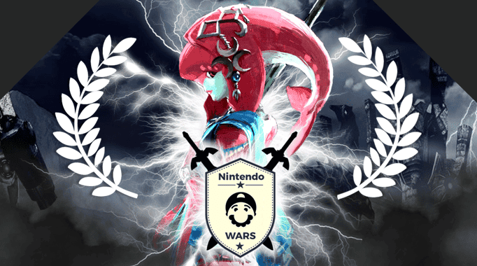 ¡Mipha gana Nintendo Wars: Elegidos de Breath of the Wild!