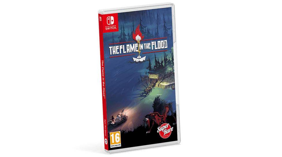 The Flame in the Flood será lanzado en formato físico para Nintendo Switch
