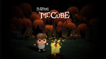 [Act.] Survive! Mr. Cube llegará a Nintendo Switch