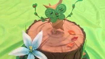 No te pierdas esta genial tarta inspirada en los Kologs de Zelda: Breath of the Wild