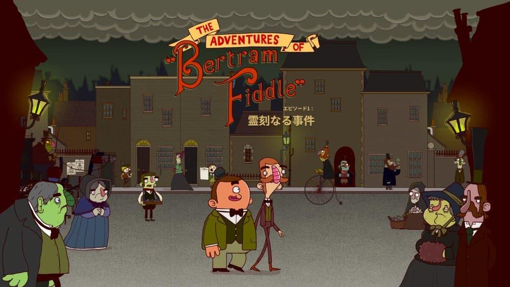 Adventures of Bertram Fiddle está de camino a Nintendo Switch