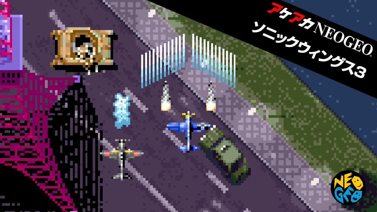 Aero Fighters 3 aterriza en la eShop de Switch la próxima semana
