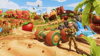 Amazon también lista All-Star Fruit Racing para Nintendo Switch