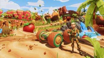 All-Star Fruit Racing ha sido clasificado para Nintendo Switch en Brasil