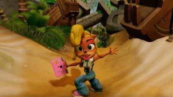 Crash Bandicoot N. Sane Trilogy elimina los Easter Eggs de Naughty Dog en Nintendo Switch