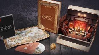 La edición especial de Project Octopath Traveler no incluirá banda sonora en Europa