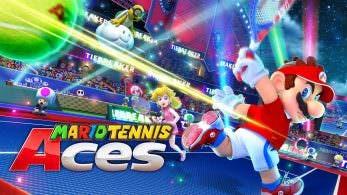 [Act.] Mario Tennis Aces se lanza el 22 de junio, nuevo tráiler y más