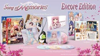 """Anunciada la """"Encore Edition"""" de Song of Memories"""