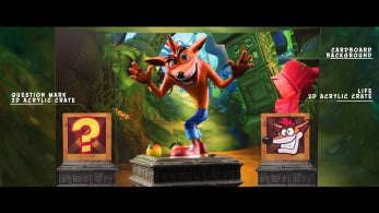 First 4 Figures anuncia una nueva figura de Crash Bandicoot