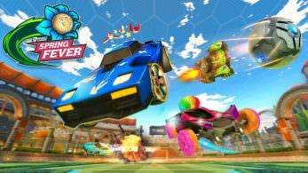 Rocket League recibe el evento Spring Fever la próxima semana