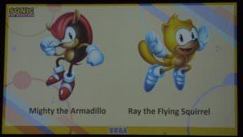 Anunciado Sonic Mania Plus, la versión física de Sonic Mania con nuevos personajes, modos y más