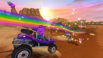 Vector Unit anuncia Beach Buggy Racing 2