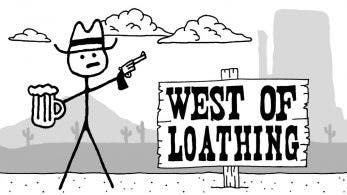 Las reservas de la versión física de West of Loathing para Nintendo Switch ya están disponibles