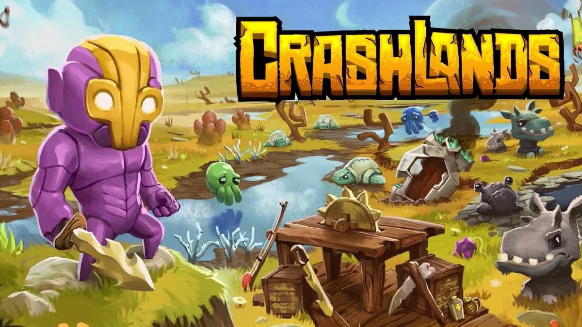 El desarrollador detrás de Crashlands afirma que los usuarios de Nintendo Switch no se preocupan por la presentación visual de sus juegos