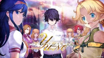 Yu-No: A Girl Who Chants Love at the Bound of this World confirma su lanzamiento en Nintendo Switch