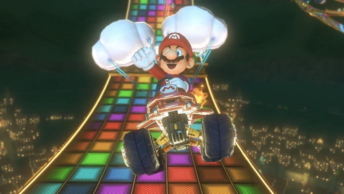 Ventas de la semana en Reino Unido: Mario Kart 8 Deluxe se mantiene como el juego más vendido de Nintendo (31/3/18)