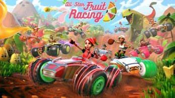 All-Star Fruit Racing confirma su lanzamiento en Nintendo Switch para julio