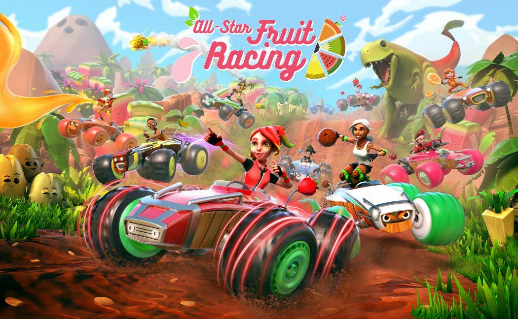 All-Star Fruit Racing se actualiza a la versión 1.0.1 añadiendo multijugador online en Switch