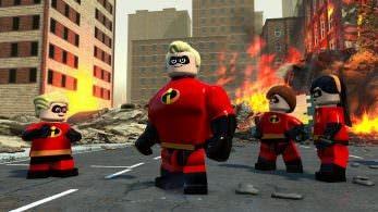 Montones de nuevos detalles sobre LEGO Los Increíbles