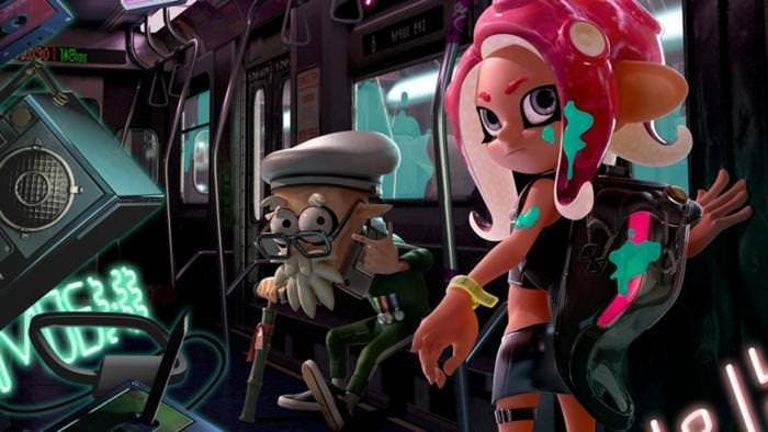 Nintendo comparte un nuevo gameplay de la Octo Expansion de Splatoon 2